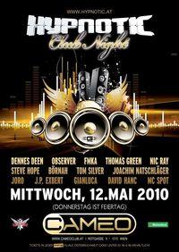 Hypnotic Club Night