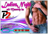 Ladies Night mit Menstrip@Disco P2