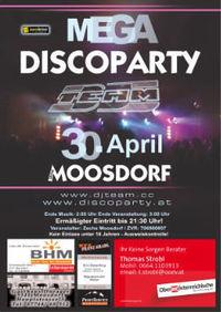 DiscoParty Moosdorf@Gelände Jedendorf