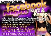 Facebook Night @Ballegro