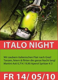 Italo Night@Fledermaus Graz