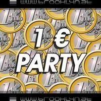 1 € Party@Brooklyn