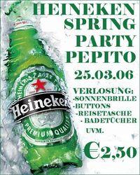 Heineken Spring Party@Bar Pepito