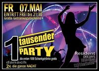 1 Tausender Party
