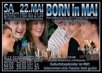 Born in Mai