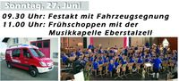 Fahrzeugsegnung mit Frühshoppen in Spieldorf@Veranstaltungszenturm Spieldorf (Reithalle)