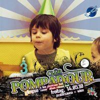 Club Pompadour wird 3@Pratersauna