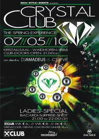 Crystal Club@Kristallsaal
