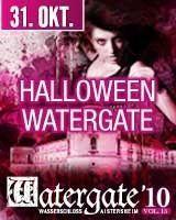 Halloween Watergate@Wasserschloß