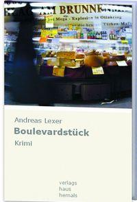 Buchpräsentation Andrreas Lexer @Cafe Club International C.I.