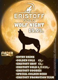 Eristoff Gold Wolf Night