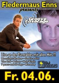 Groove Coverage aka DJ Novus Live !!!
