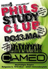 Phils Study Club@Cameo