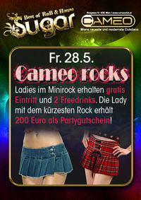Cameo rocks