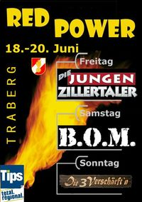 Red Power Traberg@FF Fest