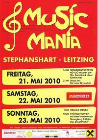 Music Mania@Leitzing