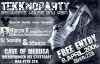 TekknoParty from House to Pain@Cave of Medusa