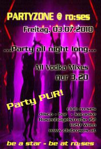 Partyzone@ro:ses disco - bar - karaoke