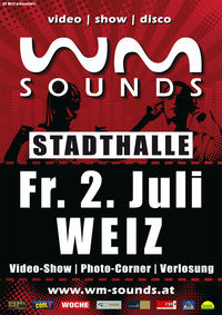 WM-SOUNDS Stadthalle Weiz@Stadthalle Weiz