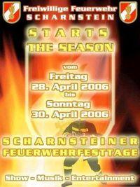 Scharnsteiner Zeltfest@Sportplatz Hauptschule