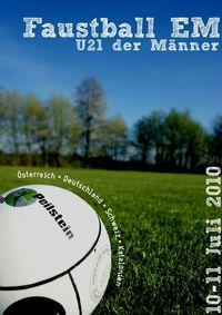 Faustball Europameisterschaft U21 Männer@Sportanlage Peilstein