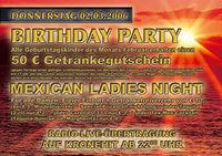 Birthday Night@A-Danceclub