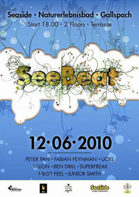 SeeBeat@Seaside Lounge