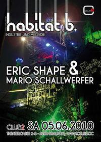 Habitat B - Industrie und Melodie@Club 2