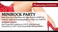 Minirock Party
