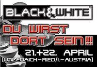 Szene1 presents Black & White@Utzenaich