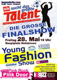 Finale im NÖN-Talentewettbewerb@Hauptplatz Hollabrunn