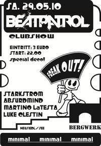 Beatpatrol Clubshow@Bergwerk