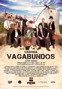 Cadenza Vagabundos@Pacha