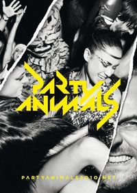 Cocoon Pres. Party Animals - Grand opening@Amnesia