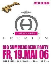 Summerclosin@Club Hochriegl