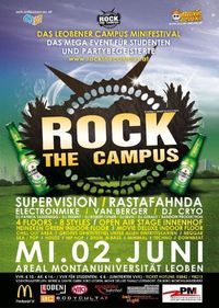 Rock the Campus@Montanuniversität