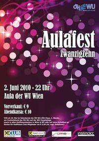 WU Aula Fest