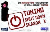 Tuning ShutDown - season X