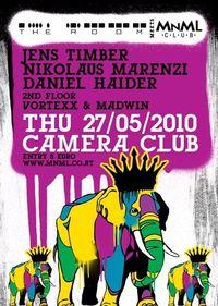 MNML Club@Camera Club