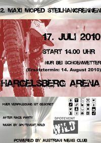 2. Maxi Moped Steilhangrennen@Skiwiese