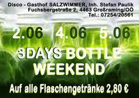 3days Bottle Weekend@Disco Soiz