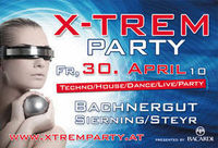 X-Trem Party@Bachnergut
