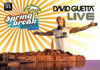 Spring Break Europe - David Guetta live