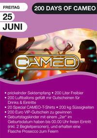 200 Days of Cameo
