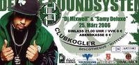 Deluxe Soundsystem@Club Kogler