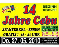 14 Jahre Party@Cebu