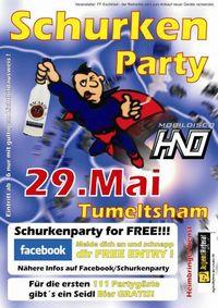 Schurken Party@Zentrum Thumeltsham