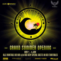 Grand Summer Opening@Vienna City Beach Club