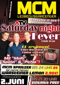 Saturday Night Fever@MCM Leoben