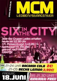 Six in the City@MCM Leoben